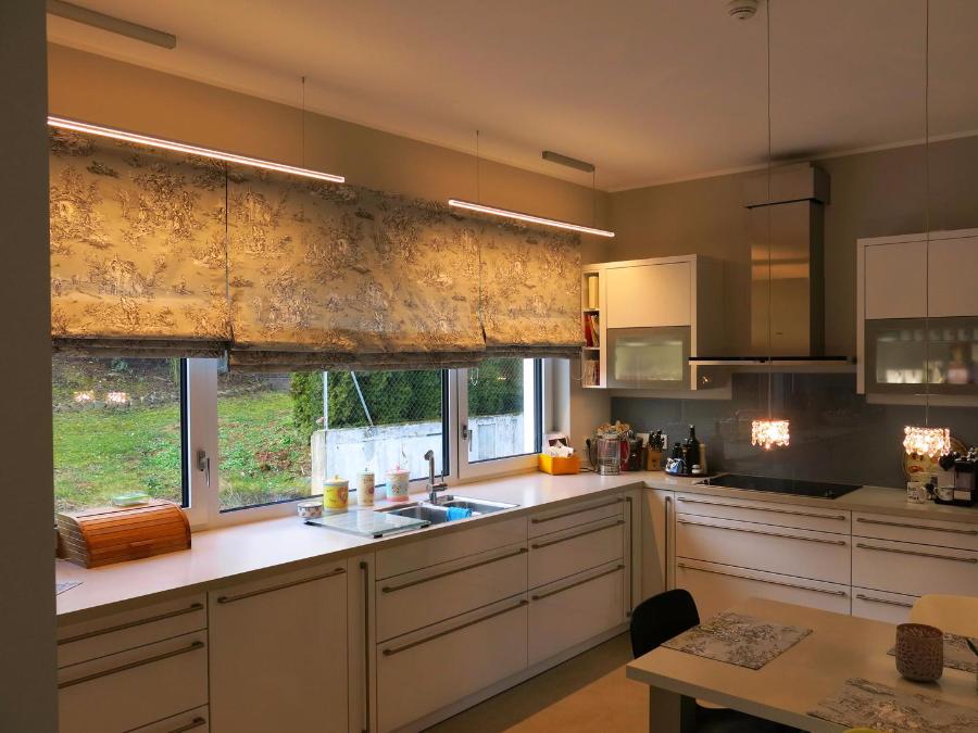 Fenster Beleuchtung Küche
