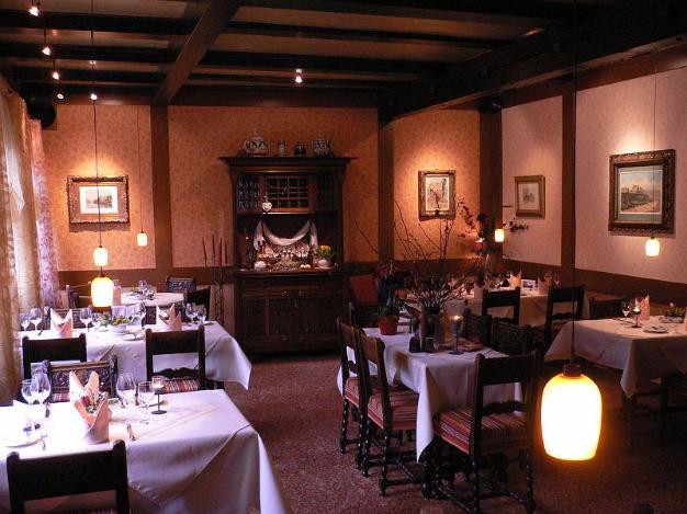 Lichtplanung Lichtkonzept Lampen Henrich Restaurant