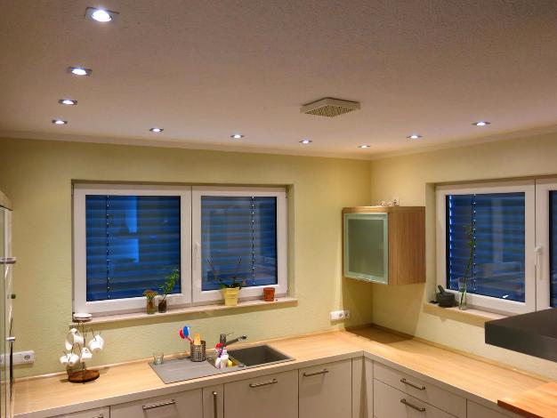 Küche Einbaustrahler Halogen LED Lampen Henrich