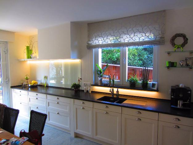 Küche LED Arbeitsflächen Creativ Lampen Henrich