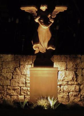 Lichtplanung Lichtkonzept Lampen Henrich Bodeneinbaustrahler Engel