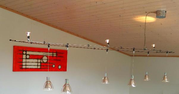 Besprechungstisch, Lichtobjekt, Konferenztisch, Lampen Henrich, daslichthaus